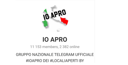 logo #ioApro