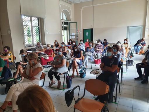 Verso la riapertura, l'AslTo3 si organizza per una scuola in tutta sicurezza