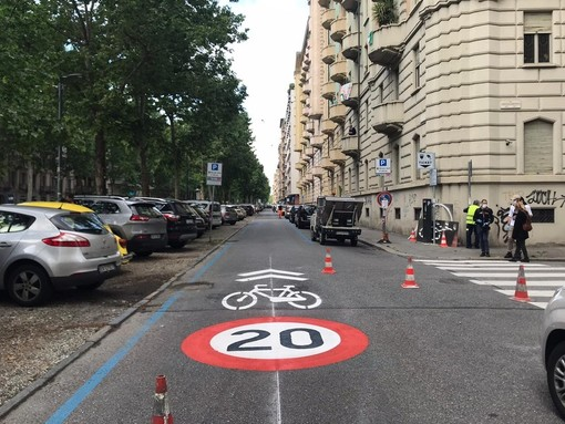 Ciclabile Torino-Collegno, cambia ancora il percorso: si passerà da Corso Francia e Corso Telesio