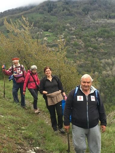 """Il Piemonte vince il premio """"Go slow"""" per la sua rete di itinerari escursionistici"""
