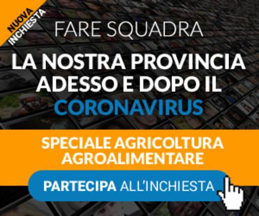 FARE SQUADRA: parte inchiesta su Agricoltura e Agroalimentare, partecipa se lavori nel settore