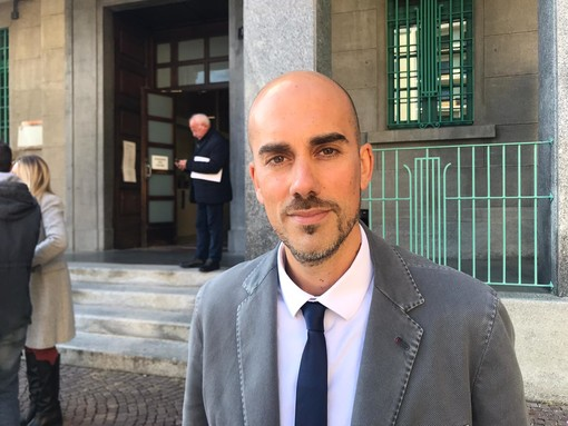 Fabio Giulivi, sindaco di Venaria
