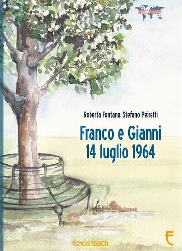 Il libro su Franco e Gianni arriva a Venaria
