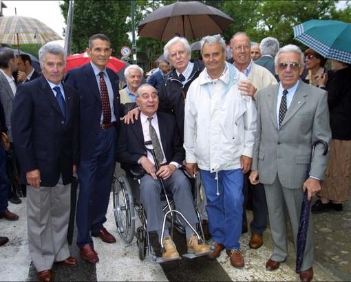 Venaria piange Giuseppe Cainero, il grande gregario di Fausto Coppi che poi divenne vigile urbano