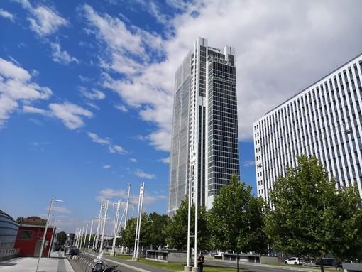 Il grattacielo di Intesa Sanpaolo