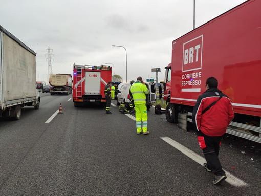 incidente tangenziale Torino