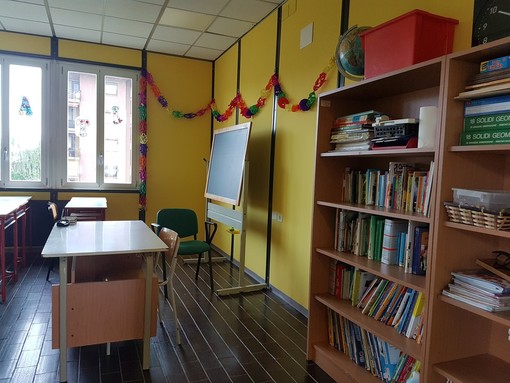 Alpignano, la scuola primaria Gramsci riapre i battenti dopo 4 anni di stop