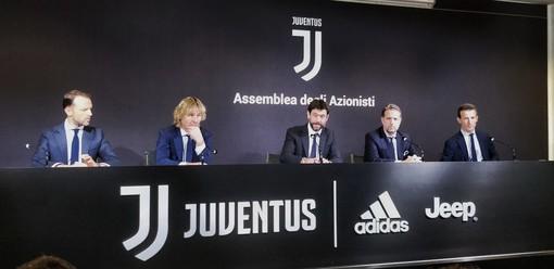 """Juventus, Agnelli: """"Dobbiamo tenere il passo dei competitor europei. Ronaldo? Merita il pallone d'oro"""""""