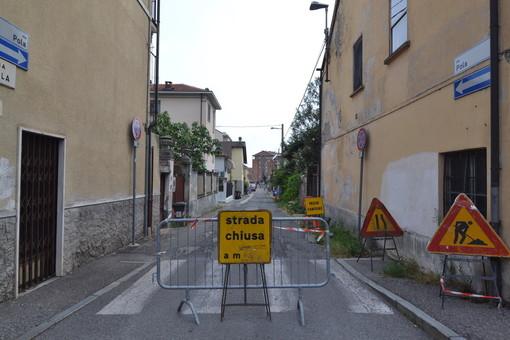 Grugliasco, avviato il cantiere che riqualificherà via Pola con 70.000 euro entro fine agosto