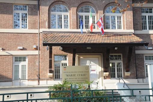 il liceo Curie di Collegno