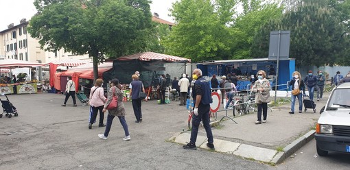 Venaria, dall'11 maggio torna il mercato dal martedì al sabato