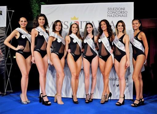 Collegno, Erica Ceste quarta classificata alla finale regionale di Miss Cinema Piemonte e Valle D'Aosta