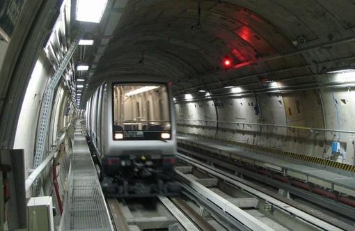 """Collegno, il cantiere della metro """"chiude"""" una parte di corso Francia"""