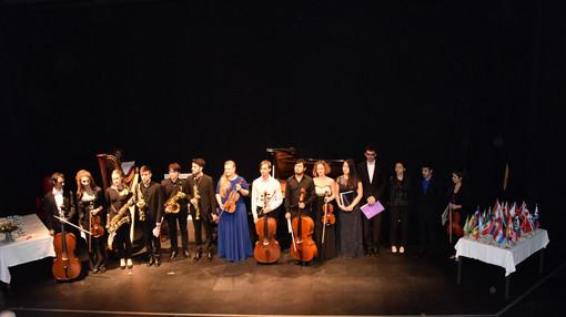 La violinista Paula Sumane vince il 22° Concorso Luigi Nono