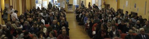 """Alberto Reggiori ospite all'Istituto Sant'Anna di Torino sul tema """"L'affettività che permette una stabilità nel tempo"""""""