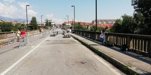 Ponte di Alpignano, primi passi per la riapertura: affidati i lavori di consolidamento