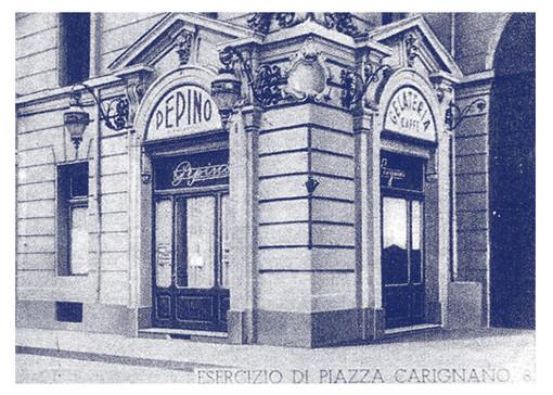 Gelati Pepino 1884 presente nel progetto MaToSto®: il primo archivio digitale dei Marchi Storici Italiani