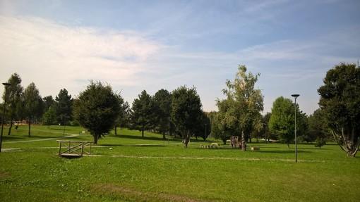 Di nuovo in cammino col corso di fitwalking al parco Porporati di Grugliasco
