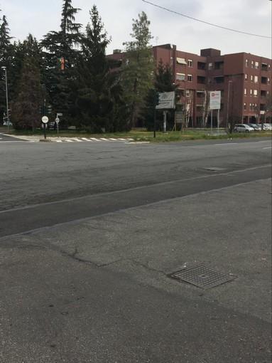 Coronavirus, a Collegno nuovo intervento di lavaggio stradale