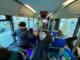 """Il Dpcm svuota i bus torinesi? Gtt: """"Il servizio registra il 40% dei passeggeri, picchi mai superiori al 70%"""""""