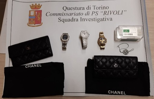 Rivoli, sgominata una banda di falsari di orologi