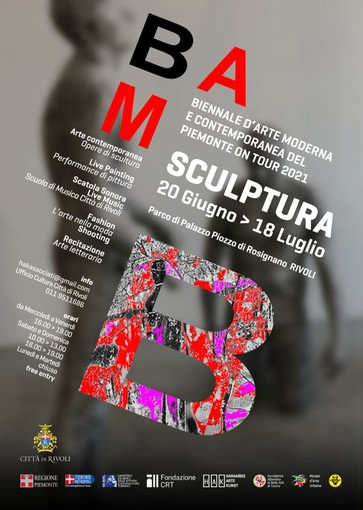 """Sculptura"" - locandina"