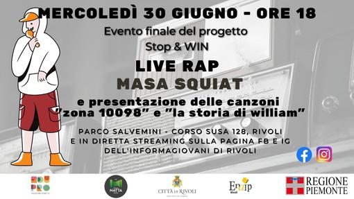 """""""Stop and win"""": mercoledì l'evento di chiusura del progetto promosso dalla Città di Rivoli"""