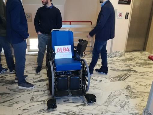 Non solo musica o meteo, adesso Alexa aiuta anche a muovere le sedie a rotelle: ecco A.L.B.A. (FOTO e VIDEO)