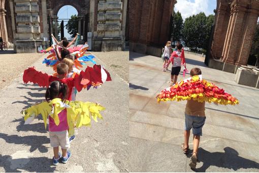Al Castello di Rivoli weekend d'arte per le famiglie ricordando Sepúlveda