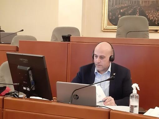 Coronavirus: Consiglio regionale Piemonte in videoconferenza, primo in Italia