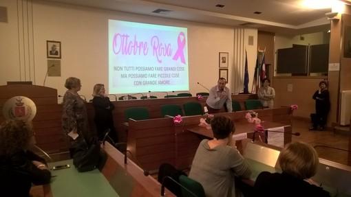 Prevenzione e nuovi stili di vita contro il tumore promossi dall'AslTo3 in sala consiliare a Grugliasco