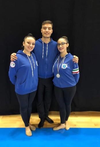 Twirling Collegno chiude in bellezza il 2019 con grandi prestazioni a Riccione
