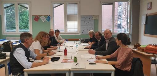 Curie-Levi e Gramsci, lavoro di squadra per garantire le lezioni agli studenti su due turni