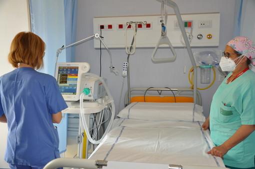 Covid, negli ospedali il tasso d'occupazione dei posti letto all'1%: il Piemonte rimane in zona bianca