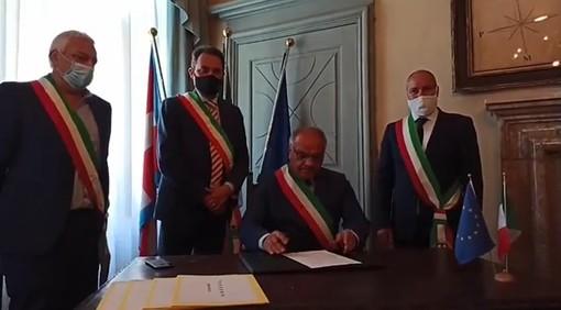 """Collegno, Grugliasco, Druento e San Gillio uniti per un piano """"In Comune"""""""