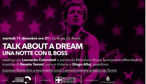 Rivoli riabbraccia l'ex Mattatoio di via Rosta con uno speciale dedicato al Boss