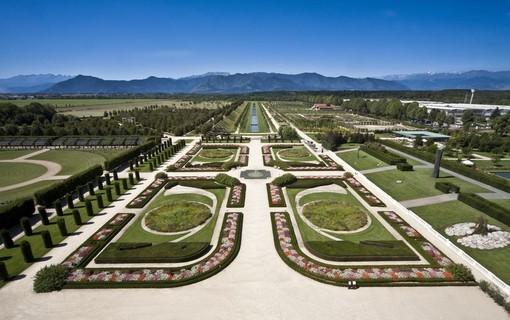 Venaria Reale, ora è ufficiale: i giardini della Reggia sono i più belli d'Italia [FOTO]