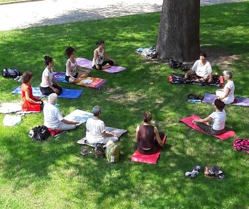 Domenica 21 al Castello di Rivoli la Giornata Internazionale dello Yoga